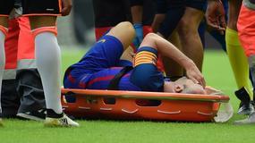Kapitalne zachowanie Iniesty po meczu z Valencią