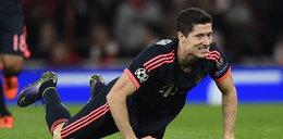 Bayern pokonany, bo Lewy nie pomógł. Szalony mecz Romy!