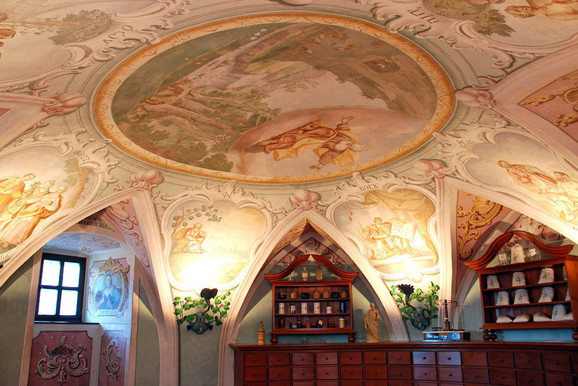 Jedna od najstarijih apoteka u Evropi