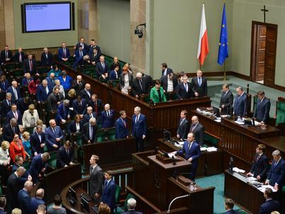 W głosowaniu wzięło udział 432 posłów, za uchwaleniem nowelizacji opowiedziało się 235, przeciw było 193 posłów, a 4 wstrzymało się od głosu.
