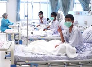 Ryzyko śmierci towarzyszyło im przez cały czas. Uratowanie chłopców z Tajlandii to cud [WYWIAD]