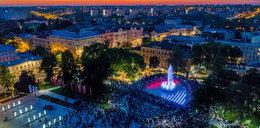 Zakopią kapsułę czasu na Placu Litewskim