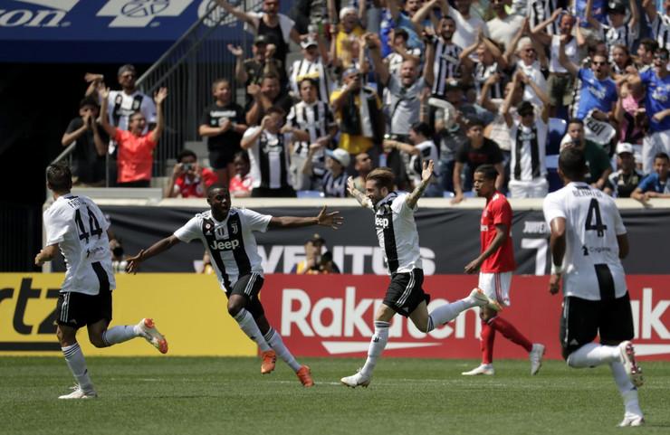 FK Benfika, FK Juventus
