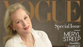 """Meryl Streep na okładce """"Vogue'a"""". Jak wypadła gwiazda filmu """"Diabeł ubiera się u Prady""""?"""