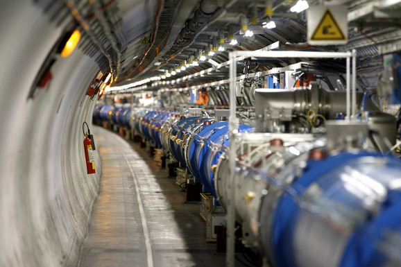 Higsov bozon, odnosno