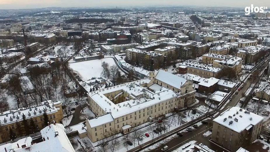 Kraków - Koścół na Wesołej