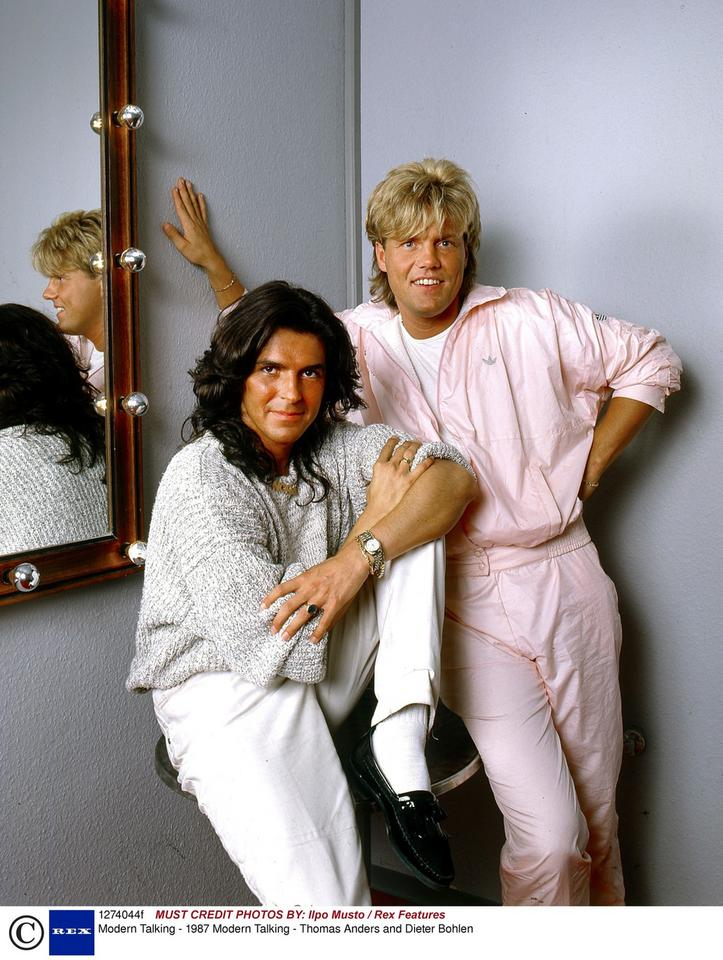 Modern Talking w latach 80.