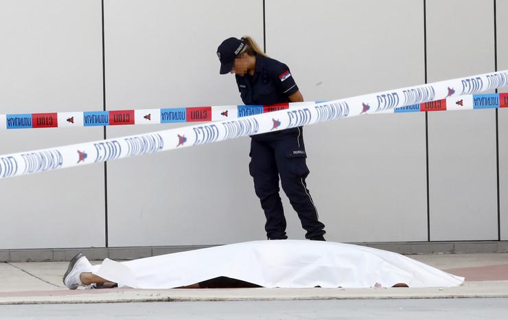 POKRIVALICA POLICIJA uviđaj ubistvo stradao beživotno telo istraga