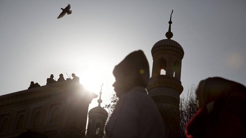 Mniejszość Ujgurów mieszka w autonomicznej prowincji Sinkiang