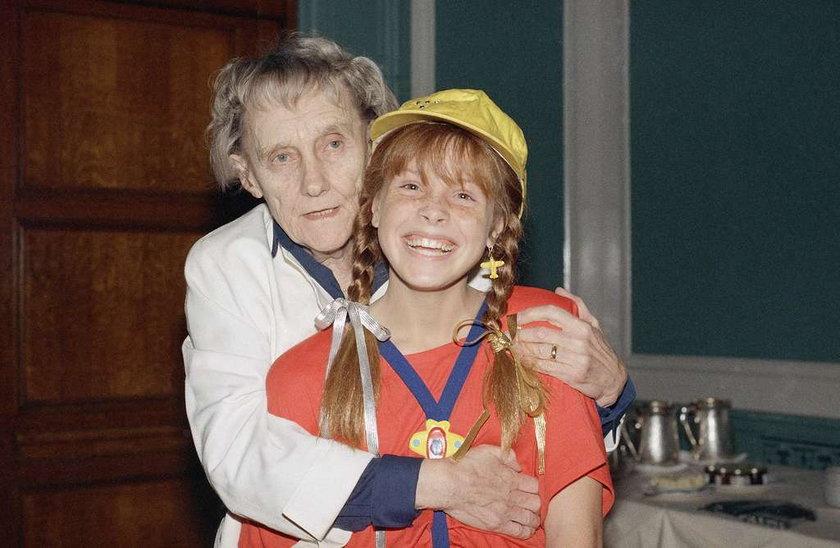 Tami Erin aktorka Pippi Langstrumpf