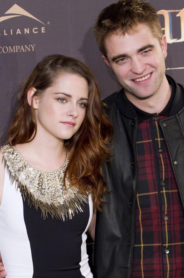 3. Kristen Stewart i Robert Pattinson