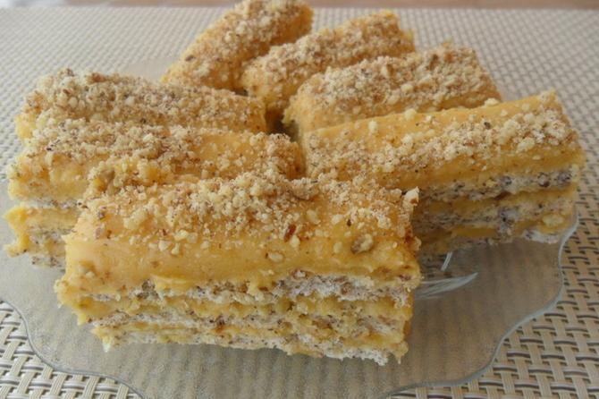 Lešnik-karamel štangle: Savršena kombinacija ukusa!