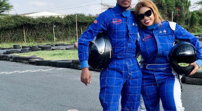 I want us to make a family - Vera Sidika talks of marriage plans with new man