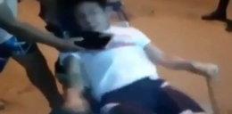 Przerażające nagranie z egzorcyzmu. Nastolatków opętał demon?