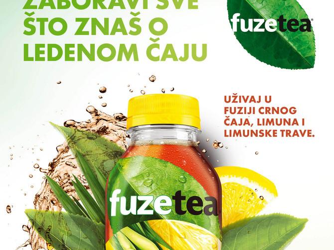 Fuzija crni čaj-limun-limunska trava sa 30 odsto manje šećera
