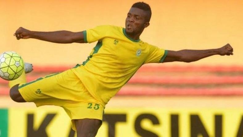 Nigeria National League Second division league signs a multi