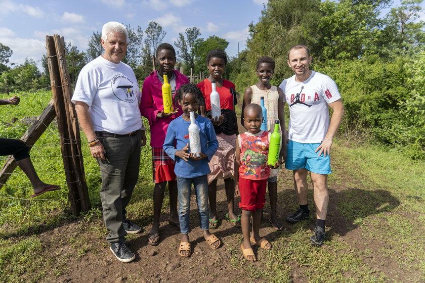 Rekord Drabika pozwolił zebrać 10 tys. zł na rehabilitację kenijskich dzieci