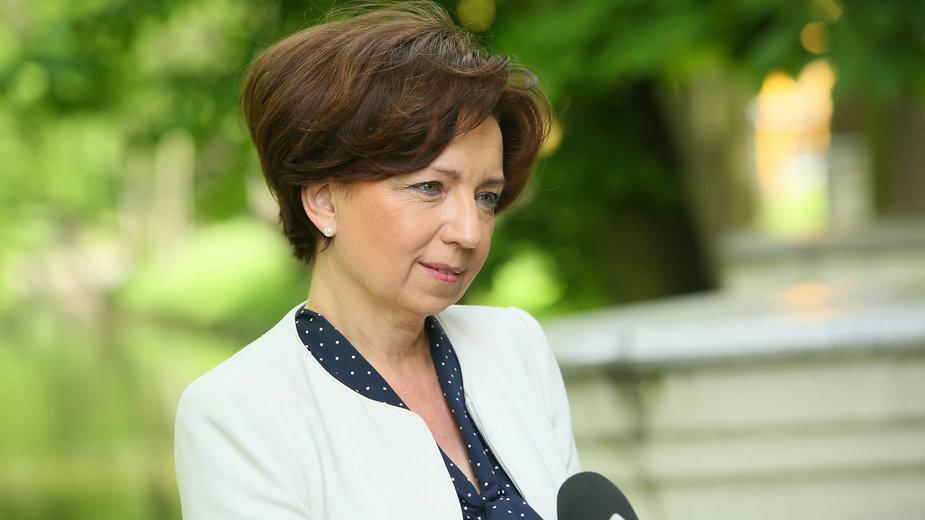 Marlena Maląg, minister rodziny i polityki społecznej
