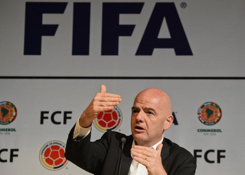 Kolejna afera w FIFA? Nazwisko nowego prezesa w sprawie Panama Papers