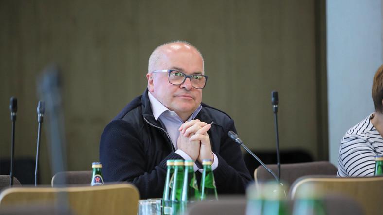 Poseł Tomasz Zimoch
