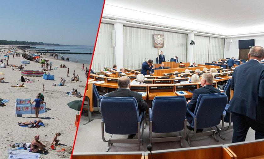 Ustawa o bonie turystycznym przyjęta przez Senat