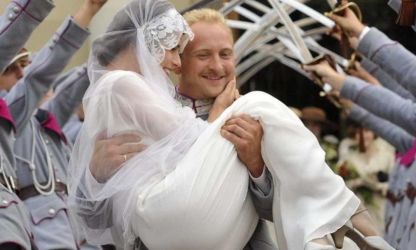 Borys Szyc wziął ślub