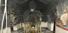 Pożar w świętym miejscu Żydów w Leżajsku. Znane są wstępne przyczyny