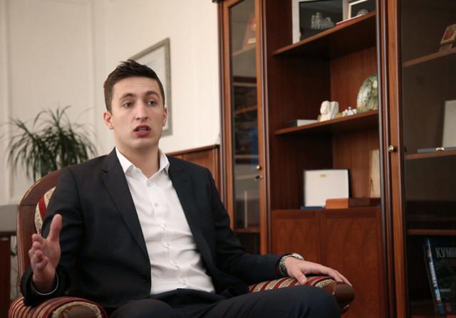 Mladen Ilić, predsednik Skupštine grada Banjaluka