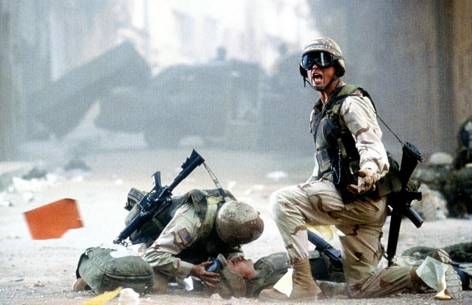 """""""Helikopter w ogniu"""", reż. Ridley Scott, 2001 r."""