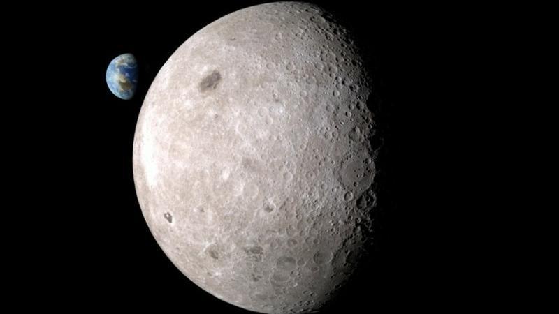 Dużo wody pod powierzchnią Księżyca - opublikowano wyniki nowego badania