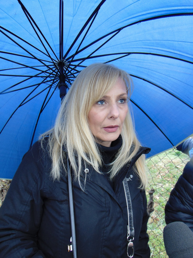 Putnica Violeta Martinović