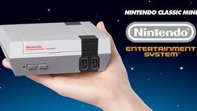 """NES Classic Mini -  Nintendo niespodziewanie zapowiada """"nową"""" konsolę"""