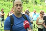 Kotor Varos protest hidrocentrala