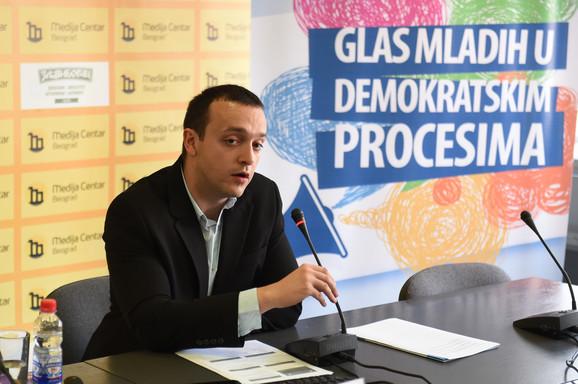 Boban Stojanović, FPN: Pre tri meseca Vučić je želeo vanredne izbore da što pre pobedi SzS. Danas mu, s obzirom na najavljeni bojkot, ne odgovaraju