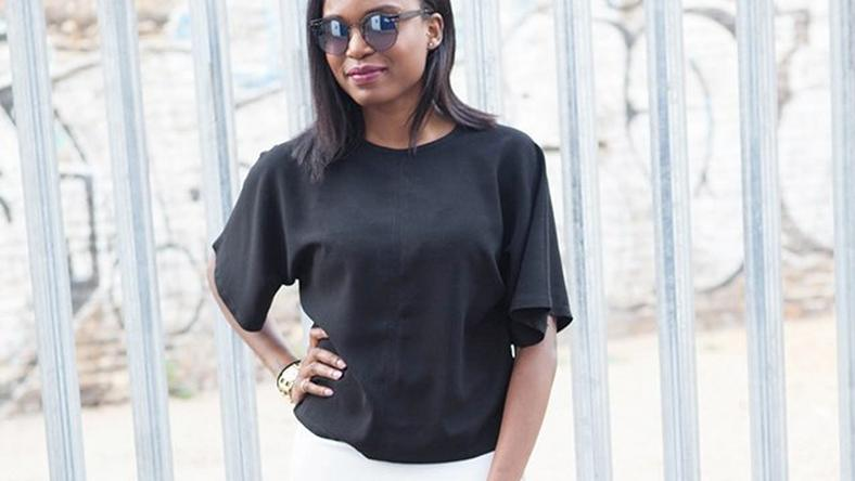 OOTD Inspiration is a chic monochome theme