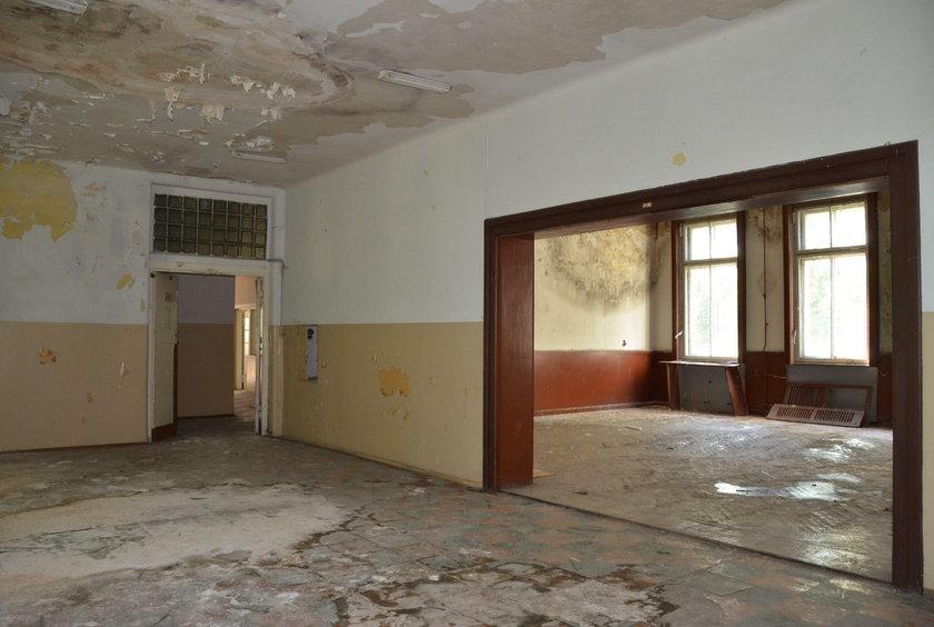 Szpital widmo w Legnicy