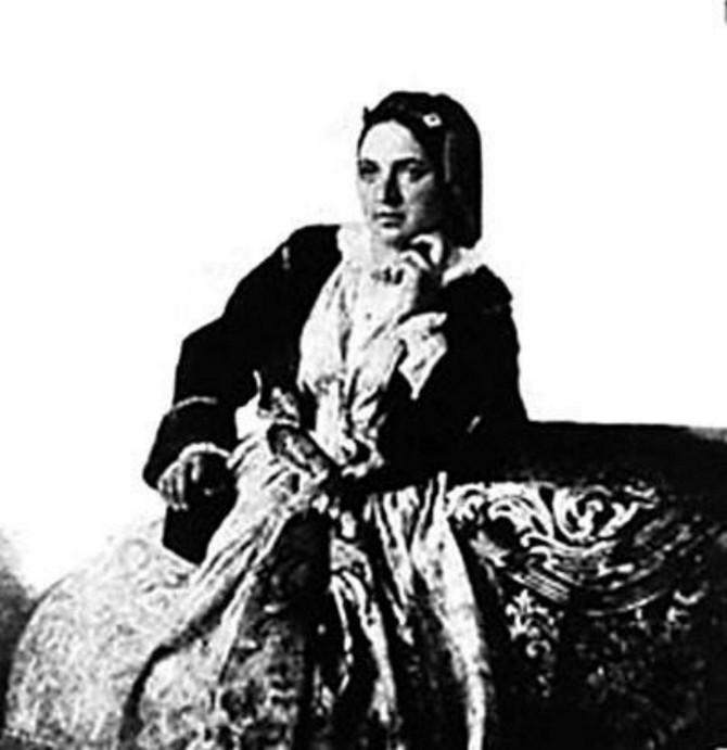 """Milica Stojadinović Srpkinja bila je čuvena po lepoti. Zvali su je """"lepa pesmotvorka"""""""