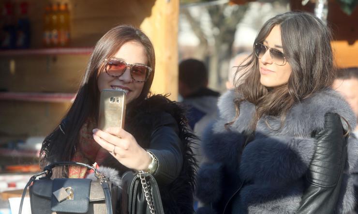 Banjaluka lepo vreme selfi