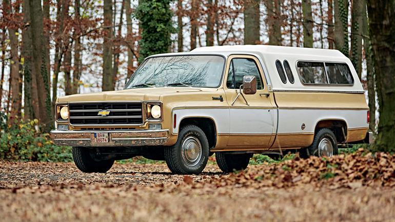 Chevrolet C10 Bonanza - masowy unikat?