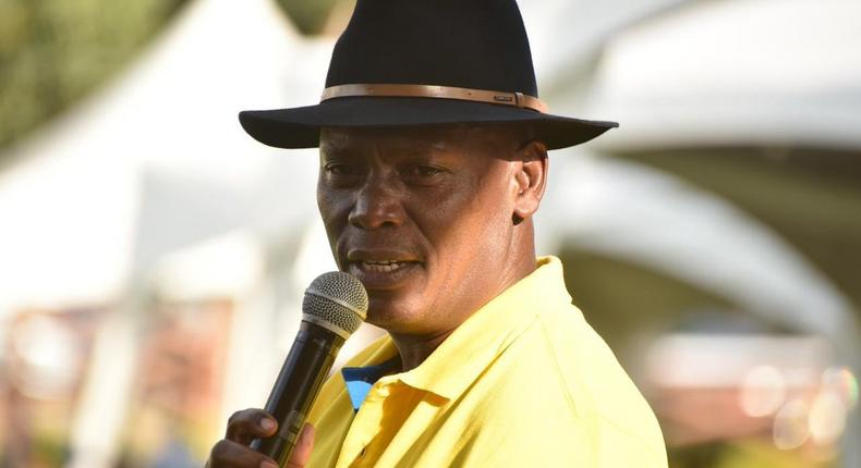 Former Kiambu Governor William Kabogo (Twitter)