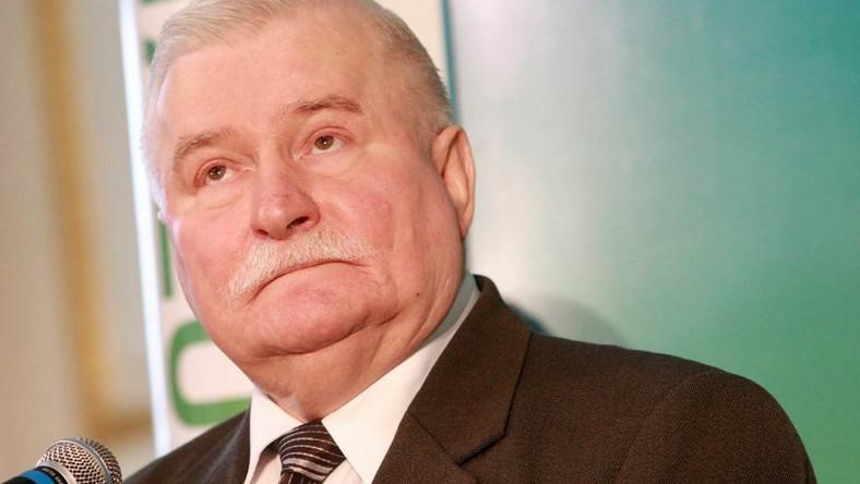Lech Wałęsa pantoflarzem?