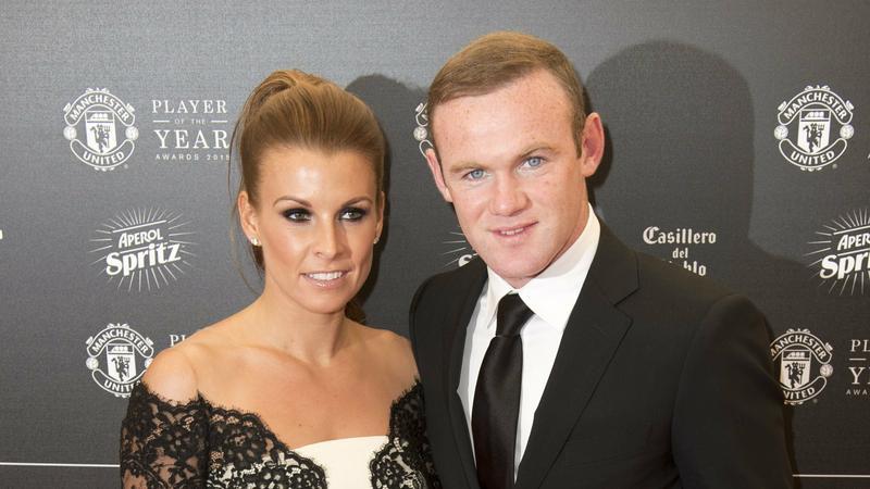 Coleen Rooney i Wayne Rooney