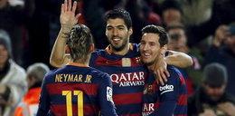 FC Barcelona zdemolowała Valencię w Pucharze Króla