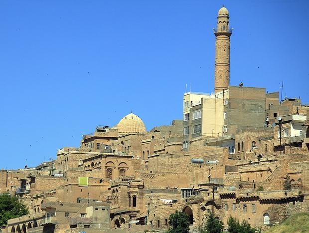 Mardin. Najpiękniejsze miejsca Turcji