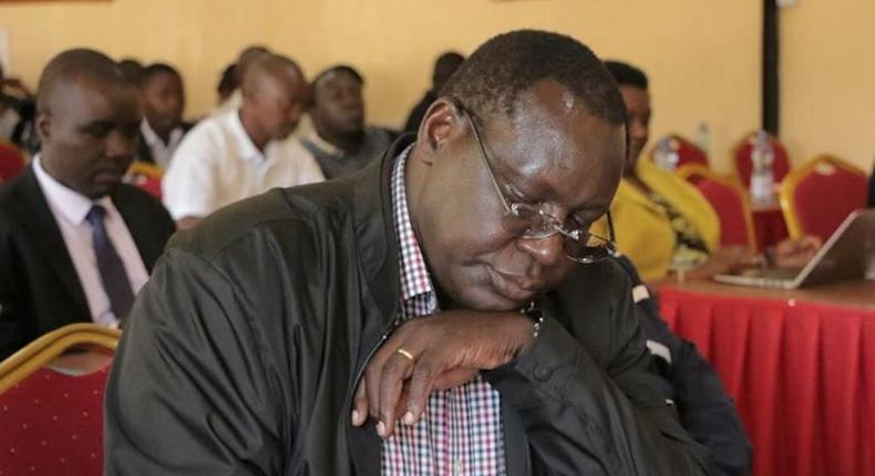 Disappointment for James Nyoro's team as Judiciary cancels today's swearing in ceremony, new swearing in date to be announced later
