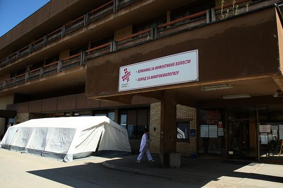 Klinika za infektivne bolesti UKC RS