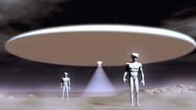 UFO nad szkocką autostradą? Jest nagranie wideo