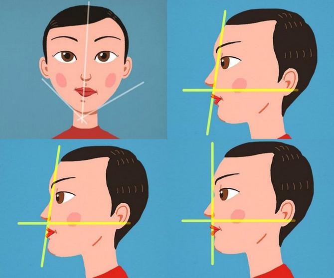 Šta otkriva oblik brade