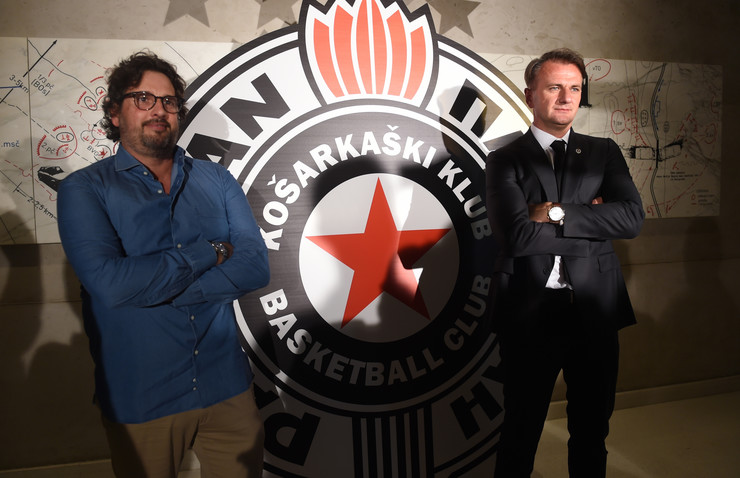 KK Partizan, Koktel