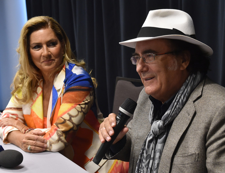 Romina Power i Al Bano wrócili na scenę, święcąc tryumfy zarówno w Europie, jak i w Ameryce
